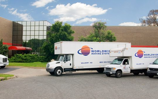 Worldwide Moving Systems