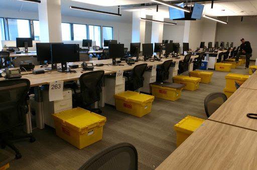 Office Move prep